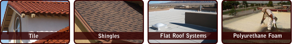 Scottsdale Roofing for tile, shingles, flat roof systems and plyurethane foam