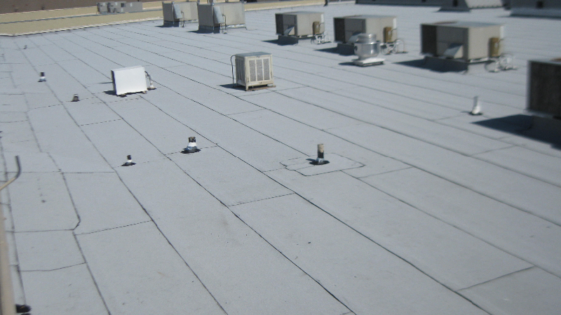Flat Roof System Pictures Jack The Roofer Phoenix