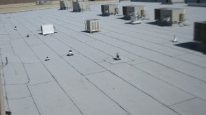 Flat Roof Problems Solved With Modified Bitumen