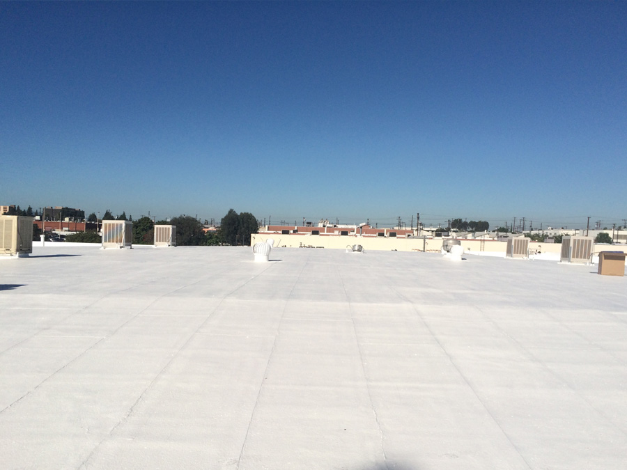 Silicone Roof Coating System Phoenix Arizona